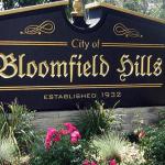 bloomfield hills garage door
