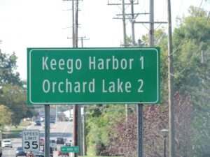 keego harbor garage door service