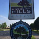 rochester hills garage door service